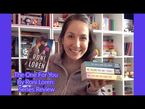 The One For You By Roni Loren And Series Review!