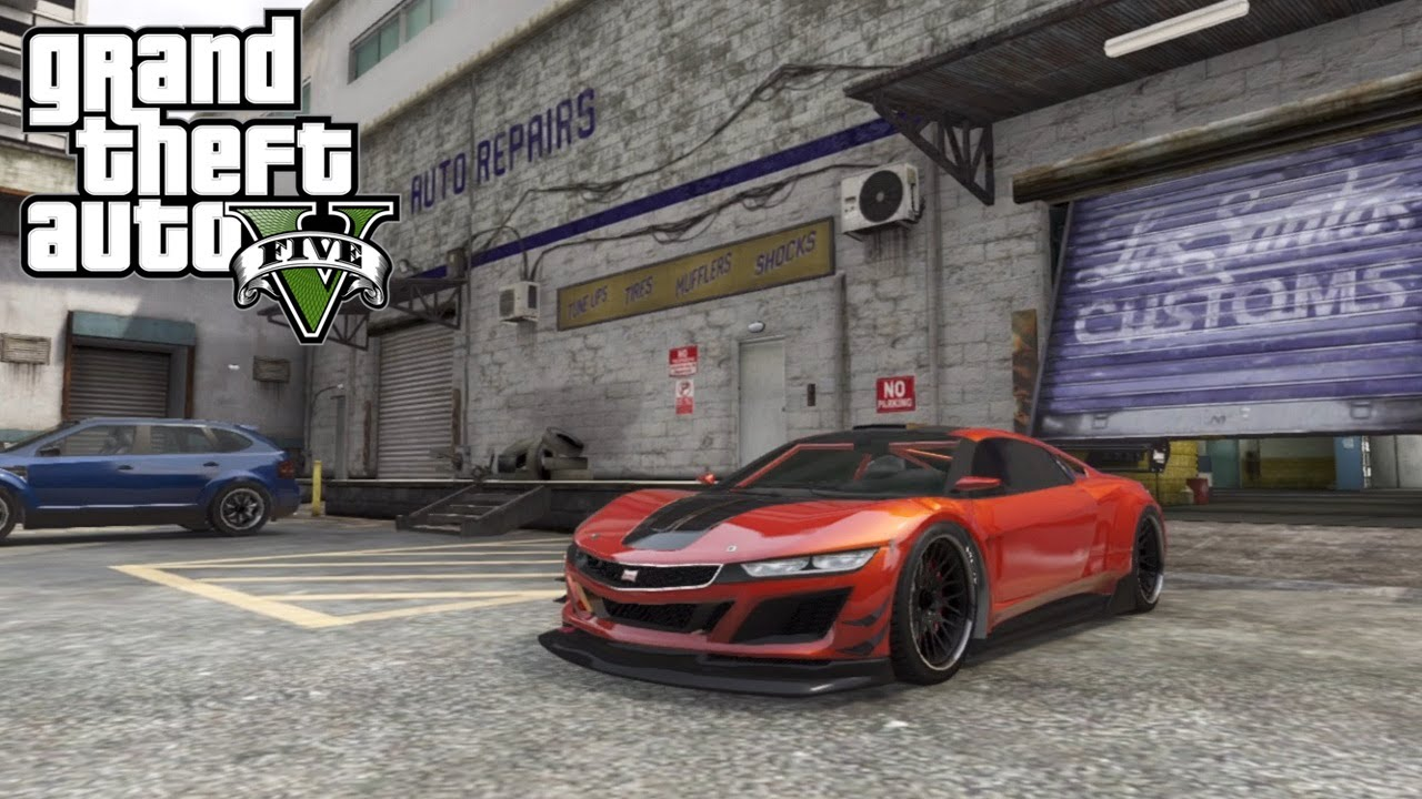 Gta 5 Online Business Dlc Pack Dinka Jester Gameplay Youtube