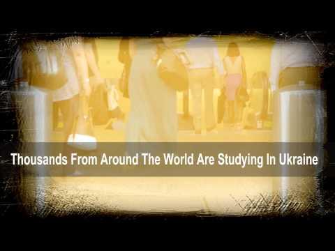 I Study In Ukraine
