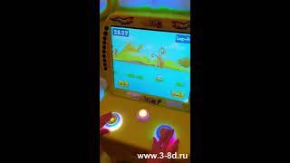 Детские игровые автоматы Ква Ква