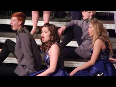 Wahlert Catholic High School Show Choir 2018 Impulse
