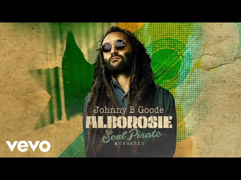 Alborosie - Johnny B Goode acoustic