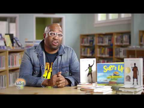 KWAME ALEXANDER summer reading message: Teachers, Librarians, Parents