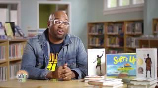 KWAME ALEXANDER summer reading message: Teachers, Librarians, Parents