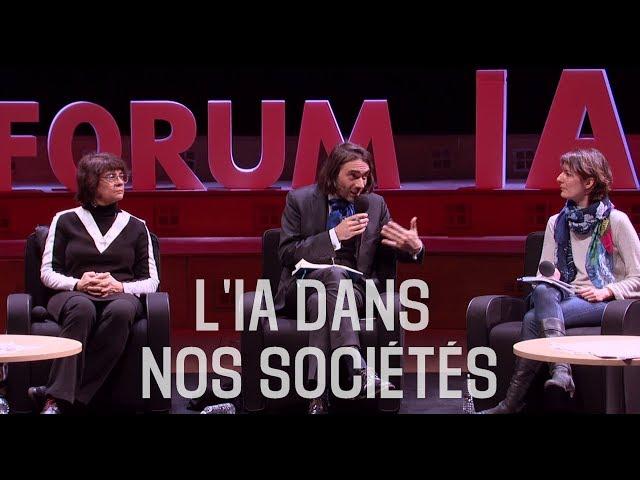 Forum Intelligence Artificielle : L'IA dans nos sociétés