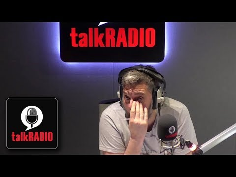 Iain Lee takes a call from David hours after his wife died of cancer