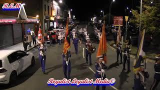 Loyal Sons Of Benagh FB @ Richard Jameson Memorial Parade 2018