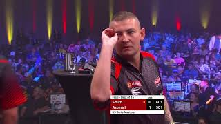 Crazy Darts! Aspinall and Smith go mad in Vegas!
