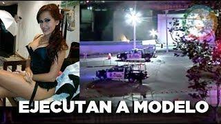Ejecutan a modelo en San Pedro #NuevoLeón