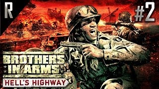 ◄ Brothers in Arms: Hells Highway Walkthrough HD - Part 2