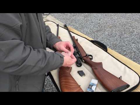 CZ 452 Rifle, .22LR ZKM Training Rifles