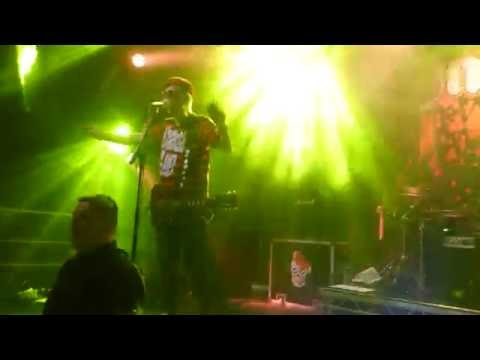 The Damned Happy TALK live in the Academy Dublin 26,8,16