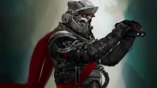 Полковник Маел Радек Вселенная Killzone Глава Армии Хелгана