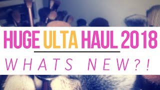 HUGE ULTA HAUL JUNE 2018 | What's NEW? | Hits and Misses at Ulta | ohsamanthaxo