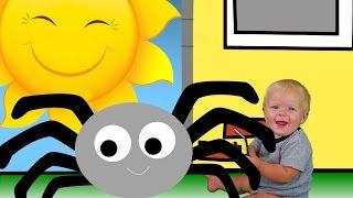Itsy Bitsy Spider | Incy Wincy Spider | Nursery Rhymes | Nursery Rhymes Kid Songs thumbnail