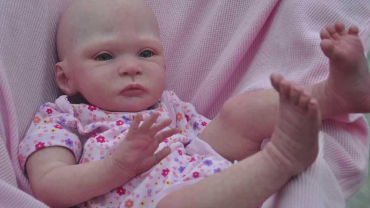 Pearl Of A Girl Nursery Reborn Baby Meghan Sold Youtube