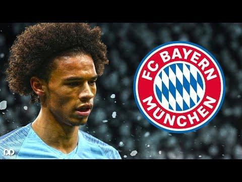 Leroy Sane 2019 - Welcome to Bayern Munchen?   Insane Skills/Goals/Assists