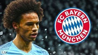 Leroy Sane 2019 - Unstoppable | Insane Skills/Goals/Assists