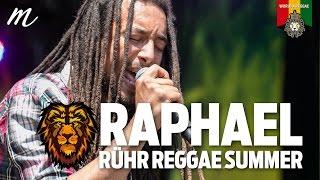 Raphael Live at Rühr Reggae Summer 2015