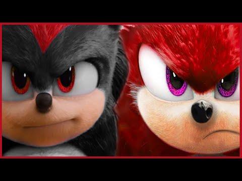 ¿Cómo se Vienen Shadow y Knuckles para SONIC 2? – Sonic La Película –