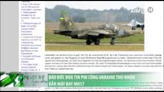 VTC14_Báo Đức đưa tin phi công Ukraine thú nhận bắn máy bay MH17
