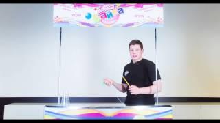 9  Пушистик Байла   фокус с карандашем
