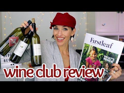 FIRSTLEAF WINE CLUB REVIEW AND TASTE TEST
