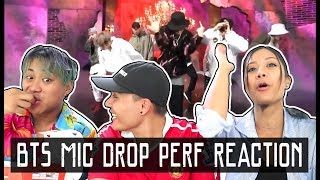 BTS MIC DROP PERF REACTION ft. @ItsJRE & @KingKennySlay MP3