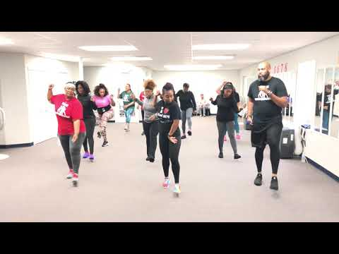 Old Town Road Line Dance - YouTube