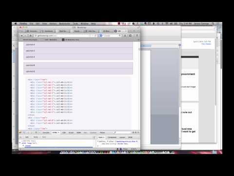 Understanding Grids In Bootstrap