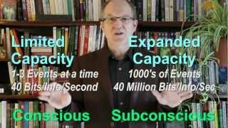 Conscious vs. Subconscious Minds