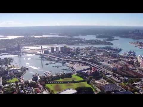 Transforming Sydney - The Bays Precinct Urban Renewal Project