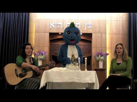 Brachot (Blessings) for Shabbat