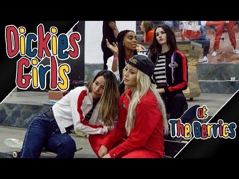 Dickies Girls Skate Jam at The Berrics