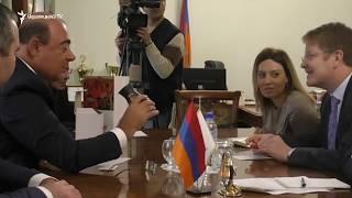 Եվրամիությունը ցանկանում է ներդրում անել Հայաստանի էներգետիկ ոլորտում