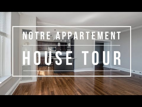 Home tour : Notre appartement à Los Angeles !