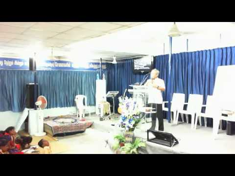 Tamil bible study Day 2 Part 2, Headlines: Egypt to Jerico Part