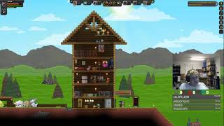 Playin online starbound, If you have a non-pvp vanilla server you would like me to check out let me