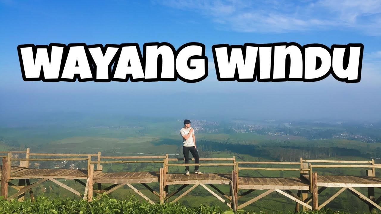 Wayang windu panenjoan merupakan salah satu tempat wisata yang dikelola warga asli daerah kertamanah, pangalengan. Wayang Windu Pangalengan hari ini - YouTube