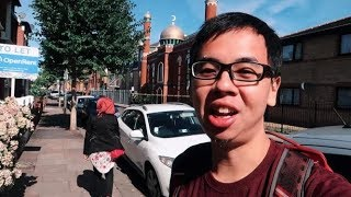 SO MANY MUSLIMS AND HALAL FOOD HERE! | OUR NEW LIFE IN LONDON