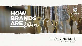 The Origin Story of The Giving Keys