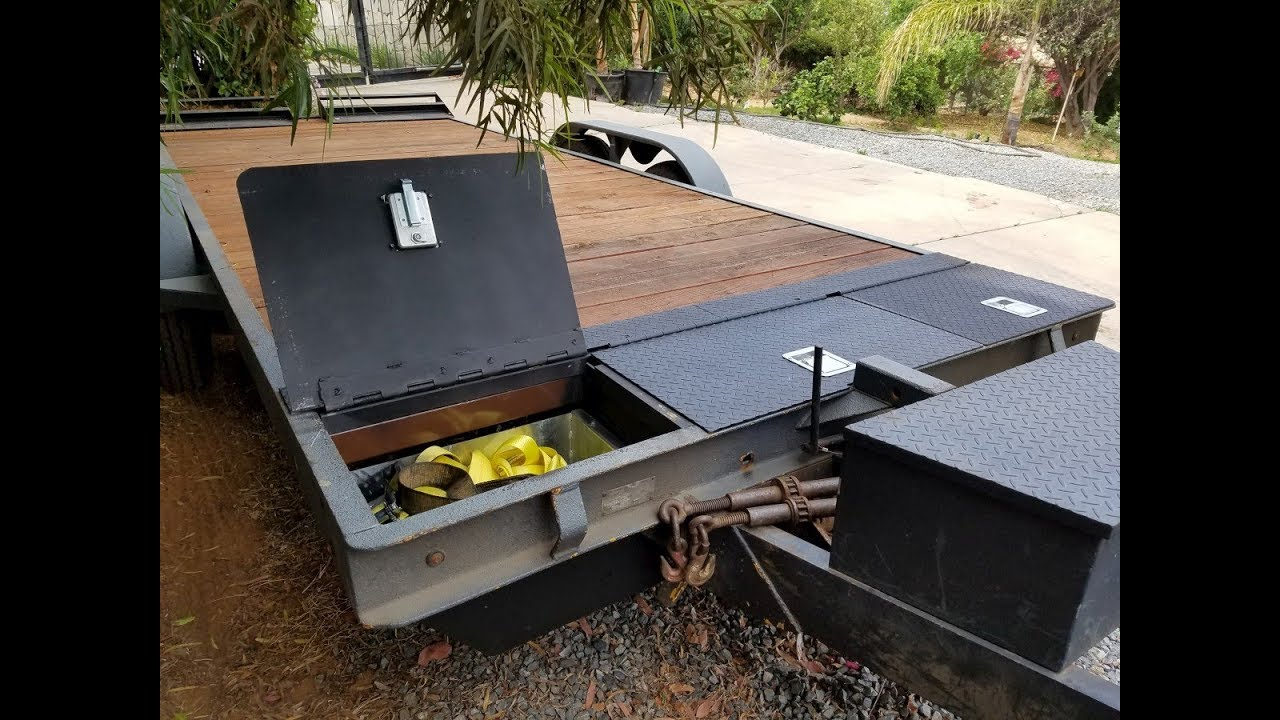 storage box trailer