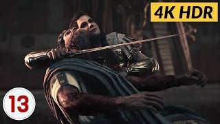 Escape from Athens. Ep.13 - Assassin's Creed Odyssey [4K HDR]