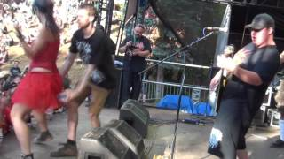 PUTRID PILE Live At OBSCENE EXTREME 2016 HD