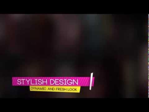 4 lower third templates high fashion youtube