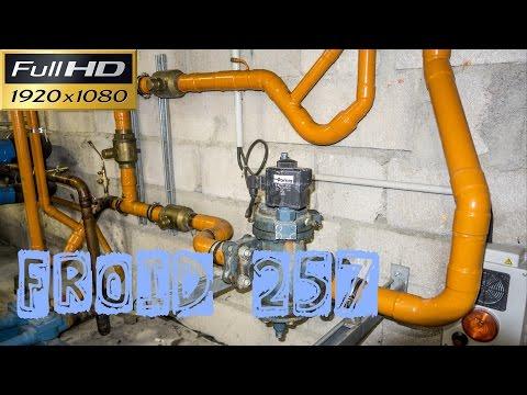 Froid257-Le régulateur de pression de condensation-de bouteille liquide-récupérateur de chaleur