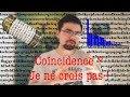 Vidéo à l'arrache: Indice de Coïncidence et Cryptologie