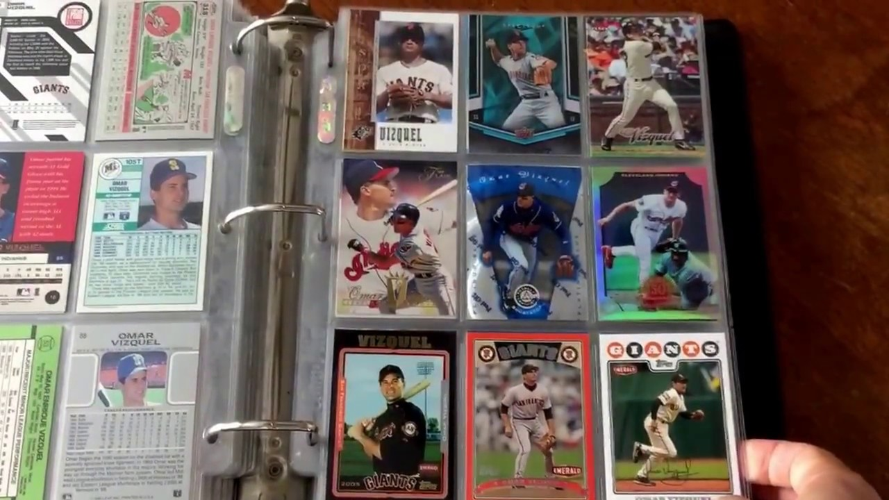 This Baseball Card Binder Is What Collecting Is All About