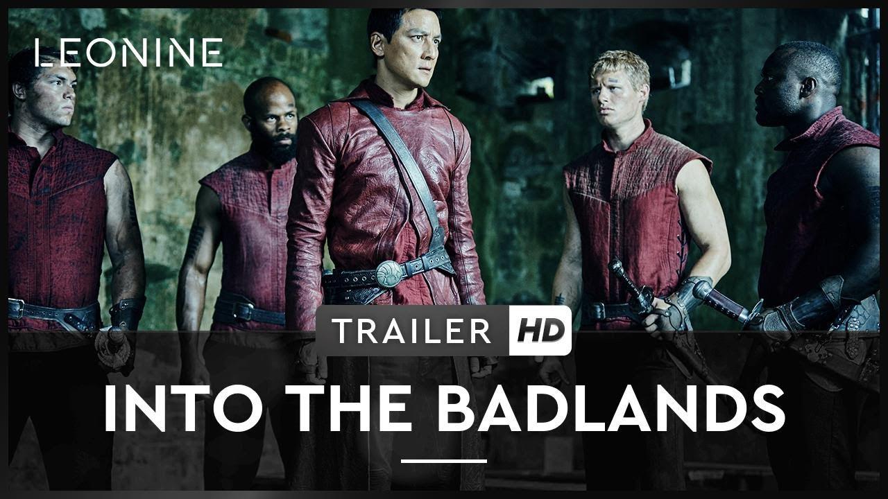 into the badlands staffel 2 auf deutsch