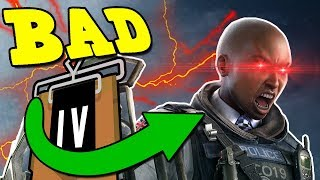 Only Bad Rainbow Six Siege Players Will Dislike This Video